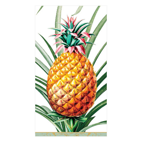 Pineapple Guest Napkin
