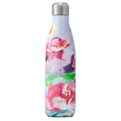 S'Well Lilac Posy Water Bottle