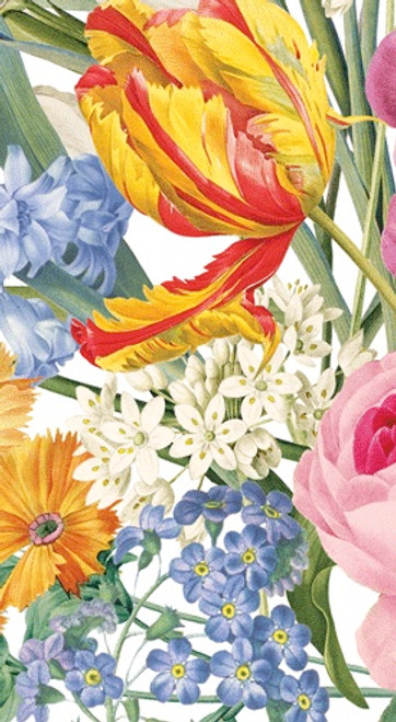 Redoute Floral Guest Napkins