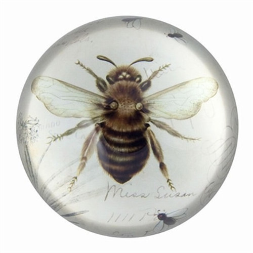 Vinage Bee Paperweight