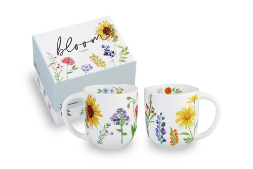 Bloom Boxed Mug
