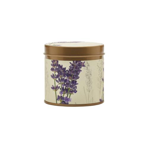 Roman Lavender 8oz Tin Candle