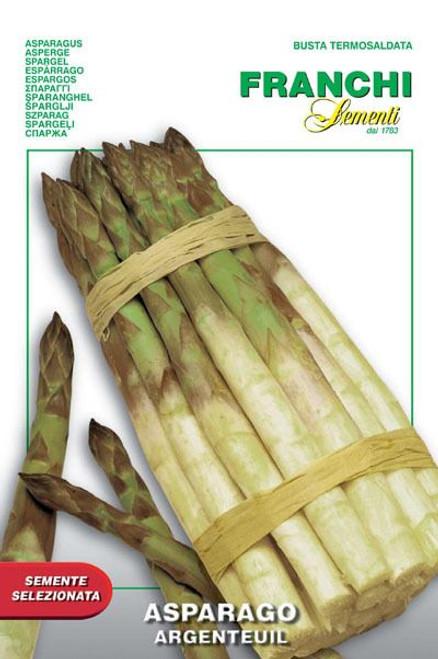 Franchi Seeds - Asparagus Precoce d'Argenteuil