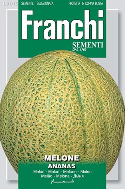 Franchi Seeds - Melon Ananas