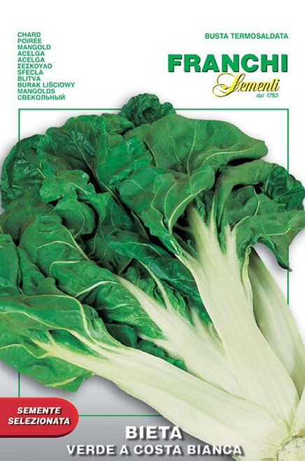 Franchi Seeds - Bieta Verde a Costa Bianca