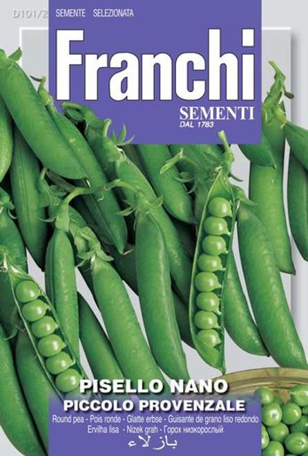 Franchi Seeds - Pea Piccolo Provenzale