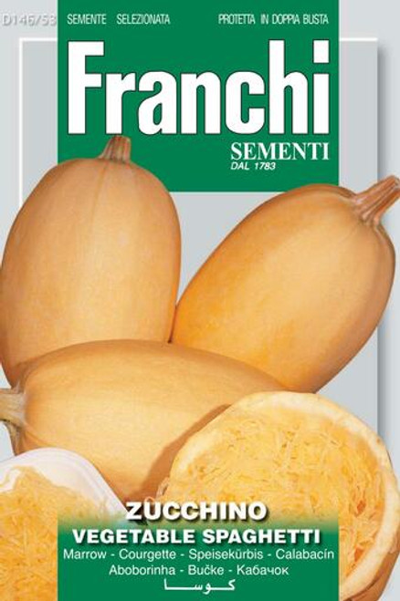 Franchi Seeds - Spaghetti Squash