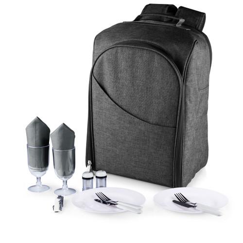 Grey Colorado Picnic Cooler Backpack