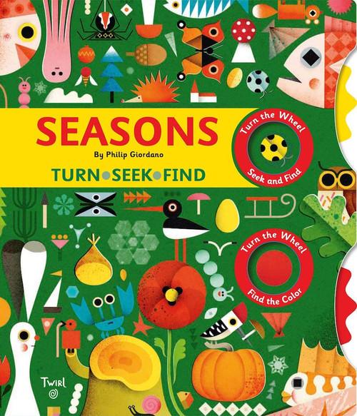 Turn Seek Find: Seasons