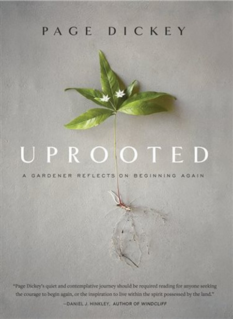 Uprooted: A Gardener Reflects on Beginning Again