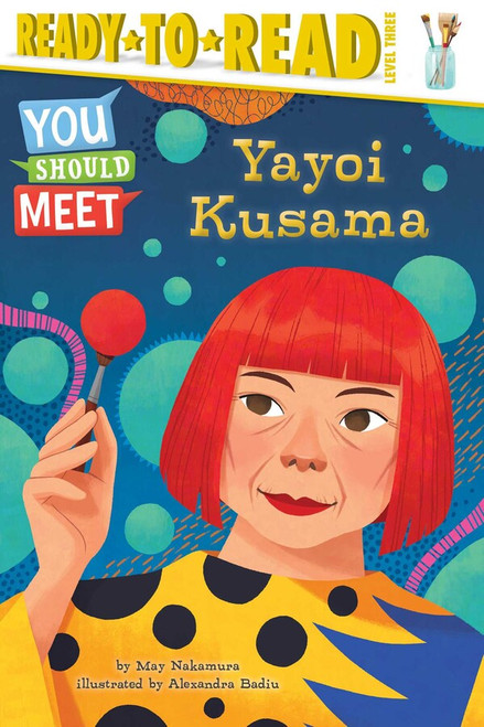 Kusama: You Should Meet (Hardcover)