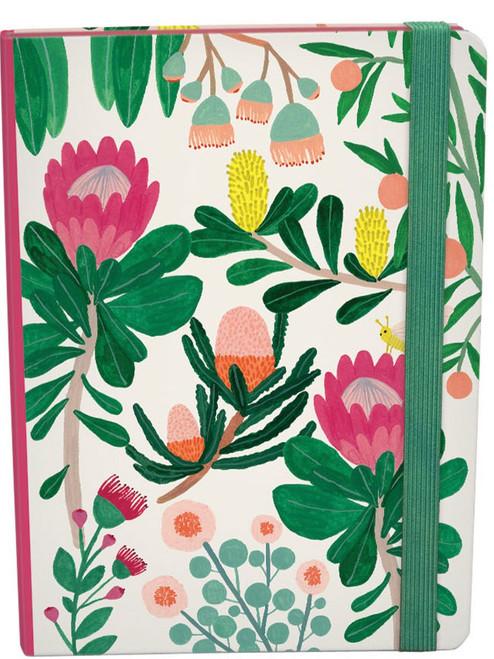King Protea Hardback Journal