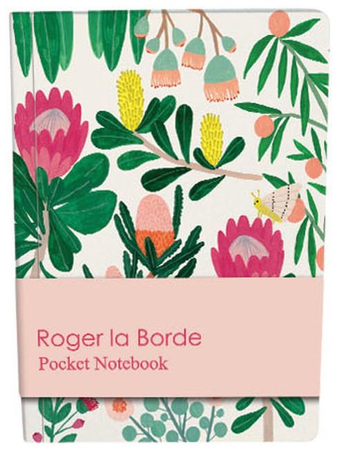 King Protea Pocket Notebook