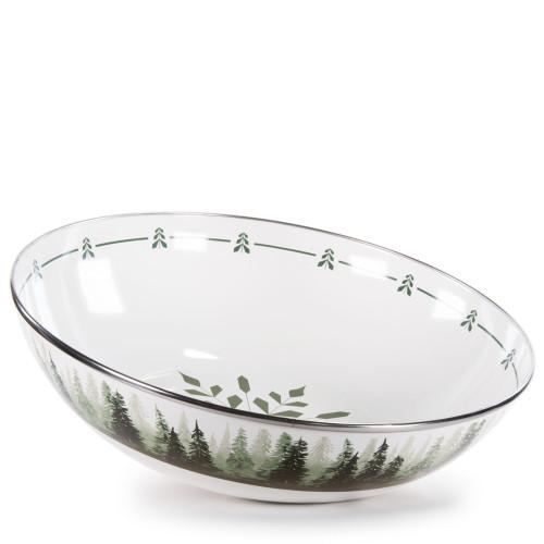 Forest Glen Serving Bowl