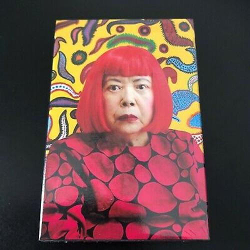 Yayoi Kusama My Eternal Soul Playing Cards