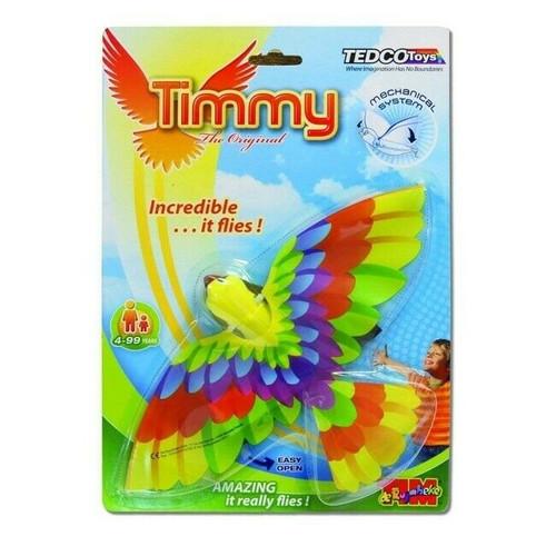 Timmy the Flying Bird