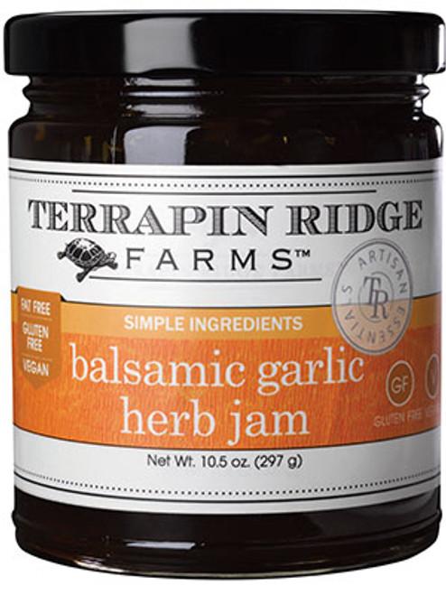Balsamic Garlic & Herb Jam
