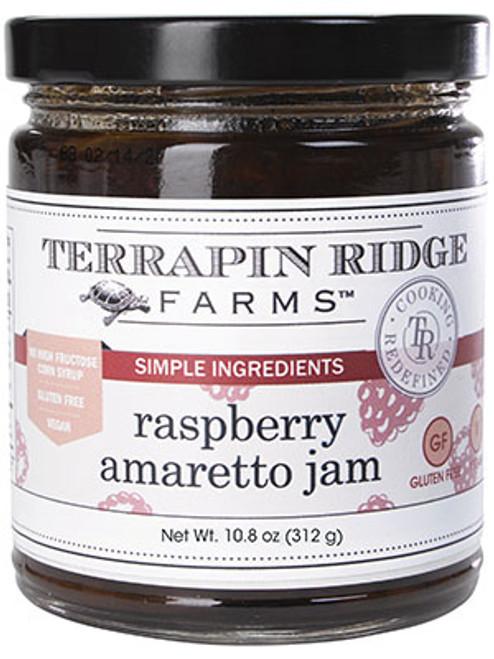 Raspberry Amaretto Preserves