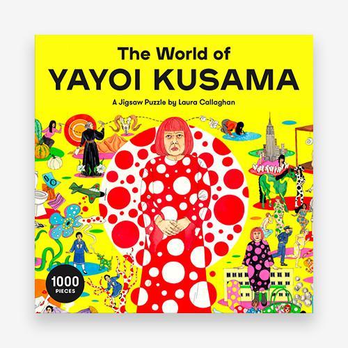 The World of Kusama: 1000 Piece Jigsaw Puzzle
