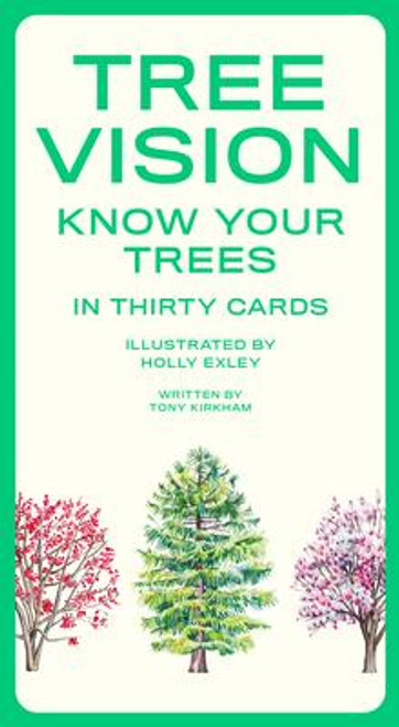 Tree Vision : 30 Cards to Cure Your Tree Blindness