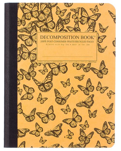 Monarch Migration Decomposition Book