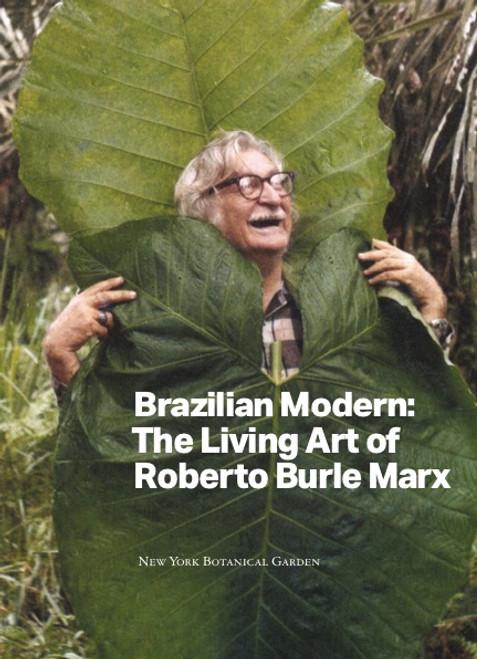 Roberto Burle Marx - Exhibition Catalog