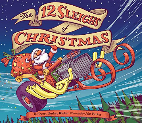 The 12 Sleighs of Christmas