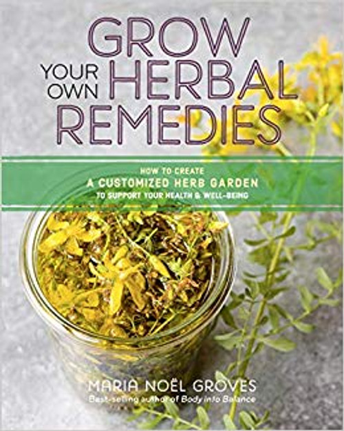 Grow Your Own Herbal Remedies: How to Create a Customized Herb Garden to Support