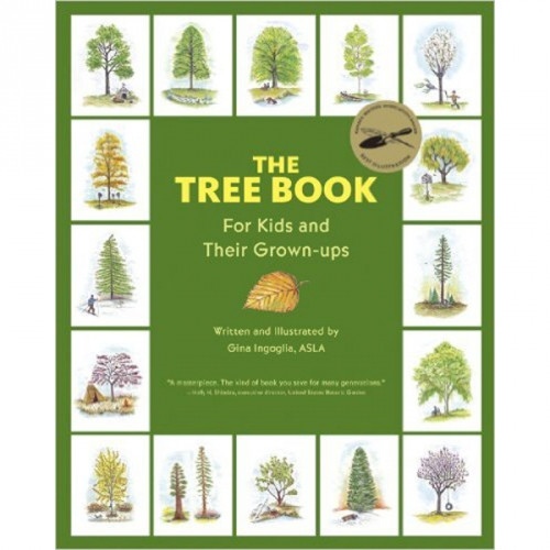 The Tree Book: For Kids and their Grown-ups