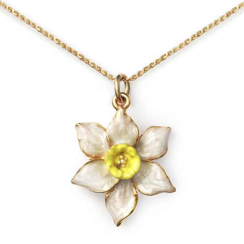 Erwin Pearl x NYBG Jonquil Necklace