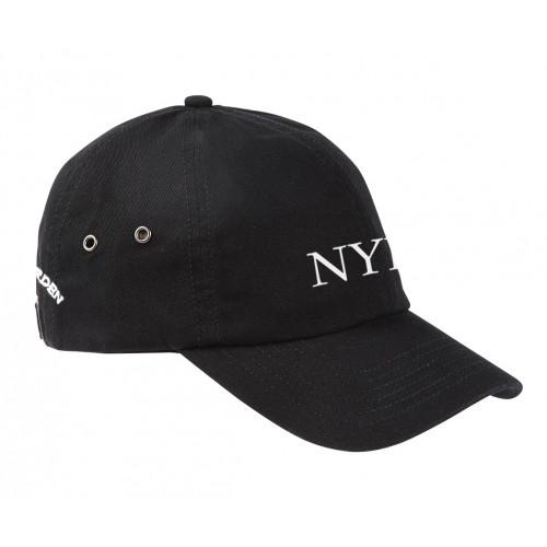 NYBG Baseball Cap - Black
