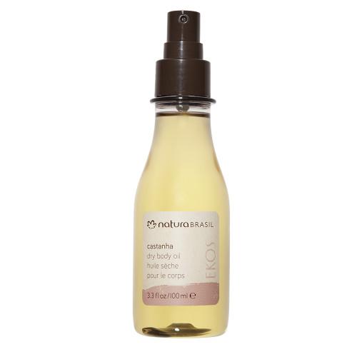 Castanha Dry Body Oil
