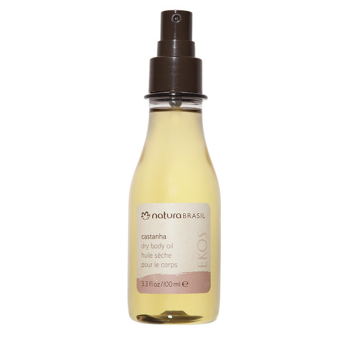 Castanha Dry Body Oil