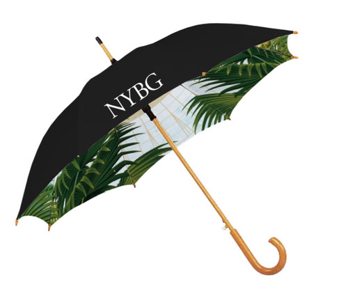 NYBG Conservatory Dome Umbrella