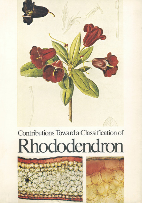 Contributions Toward a Classification of Rhododendron.