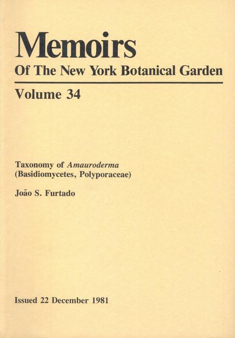 Taxonomy of Amauroderma (Basidiomycetes, Polyporaceae). Mem (34)