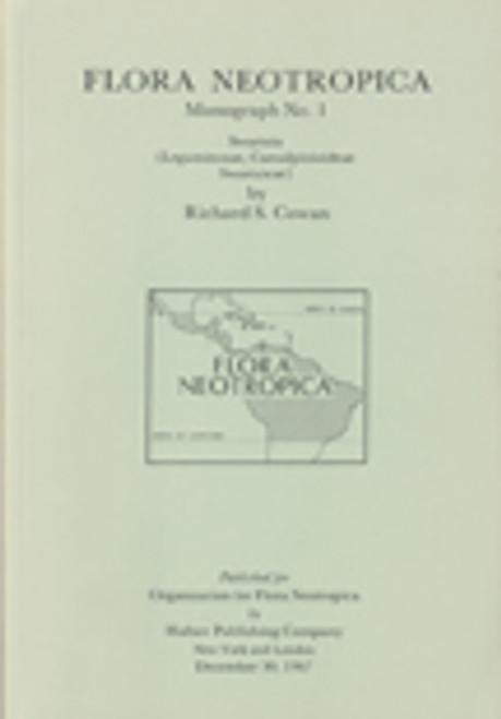 Swartzia (Leguminosae, Caesalpinioideae, Swartzieae. Flora Neotropica (1)