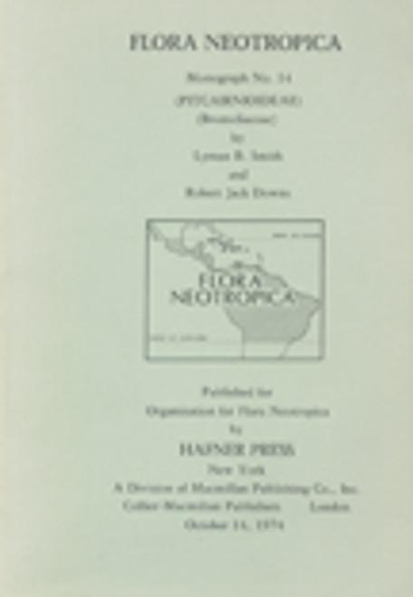 Pitcairnioideae (Bromeliaceae). Flora Neotropica (14)1