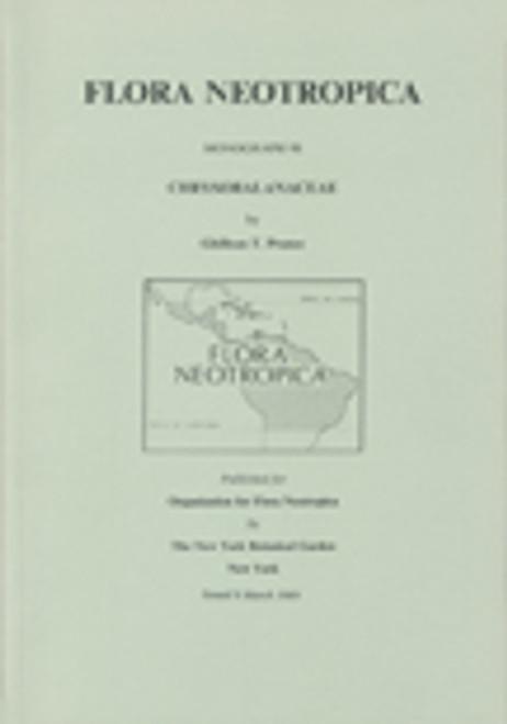 Chrysobalanaceae (Supplement). Flora Neotropica (9)