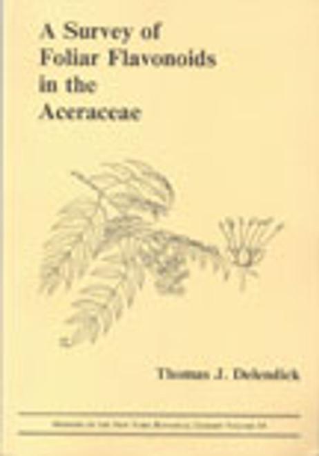 A Survey of Foliar Flavonoids in the Aceraceae. Mem (54)