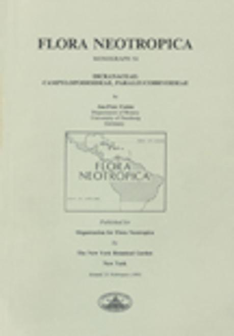 Dicranaceae: Campylopodioideae, Paraleucobryoideae. Flora Neotropica (54)