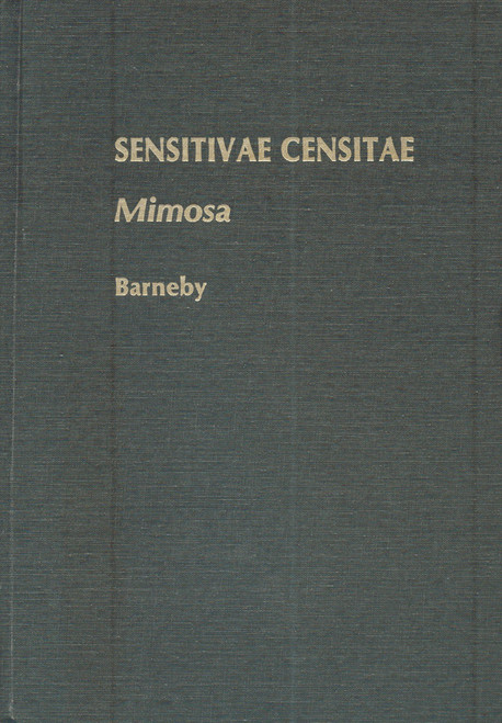 Sensitivae Censitae: A Description of the Genus Mimosa Linnaeus. Mem (65)