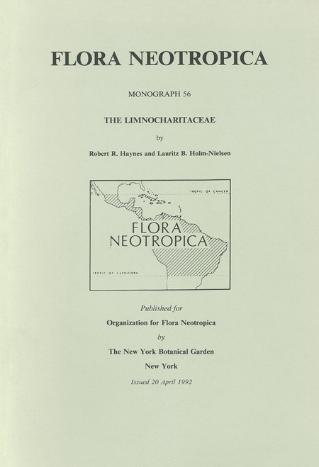 The Limnocharitaceae. Flora Neotropica (56)