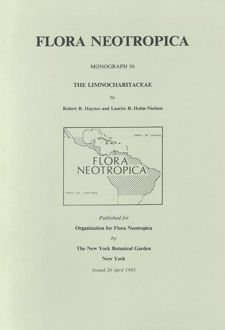 The Limnocharitaceae. Flora Neotropica (56)