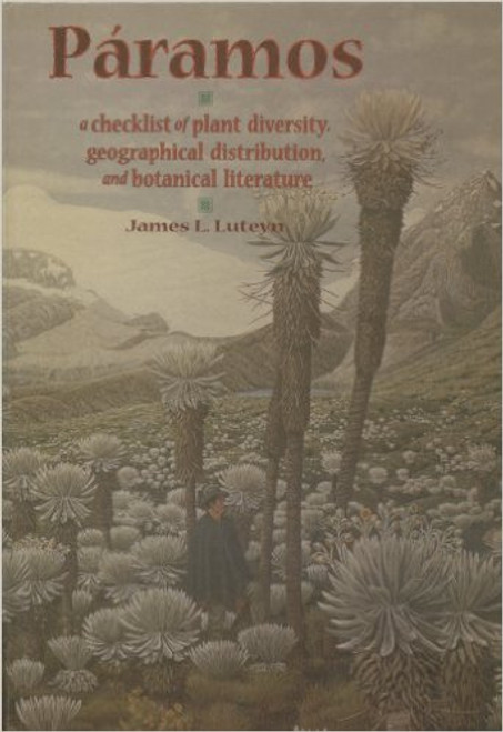 Paramos: A Checklist of Plant Diversity, Geographical Distribution. Mem (84)