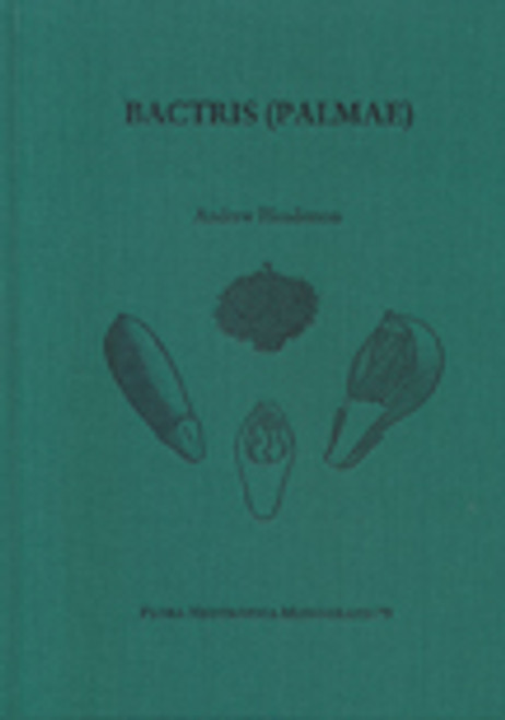 Bactris (Palmae). Flora Neotropica (79)