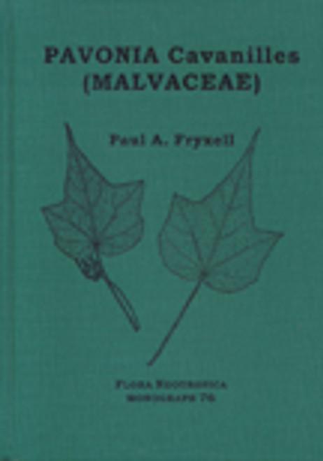 Pavonia Cavanilles (Malvaceae). Flora Neotropica (76)