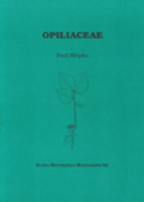 Opiliaceae. Flora Neotropica (82)