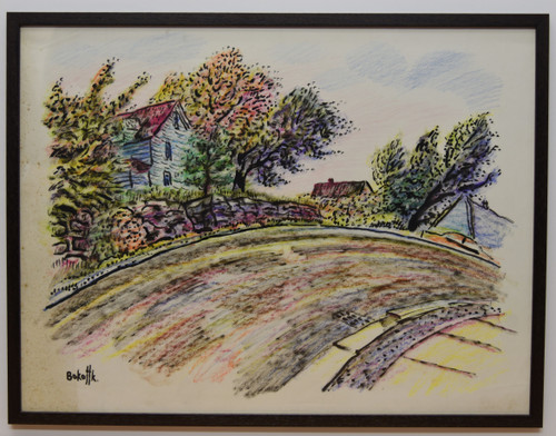 'Road' by k.Bokov, private collection