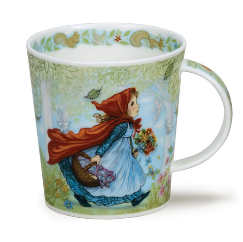 Venture into a world of magic and mystique with this Dunoon collection by Patricia MacCarthy, this range features elaborate illustrations of classic fairy tales.